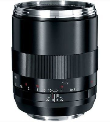 Brand New Carl Zeiss Classic Makro Planar T* 100mm F/2.0 Lens ZE for Canon Mount
