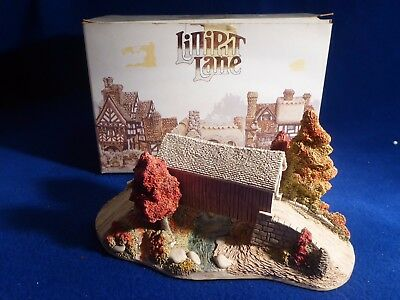 Lilliput Lane COVERED MEMORIES American Landmarks 1990-1993