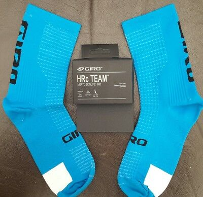 cycling socks,blue/black size 6-12 ,ideal for autumn/winter cycling bnwt