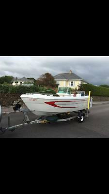MG mirage fast fisher not speed boat or rib