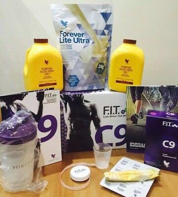 Forever Living Cleanse C9 Detox Clean 9