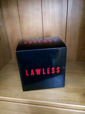 Lawless Movie Promotional Moonshine Glass