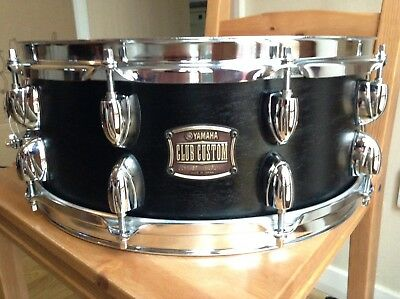 Yamaha Club Custom Snare 14x5.5