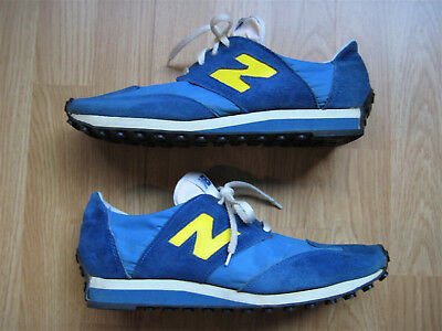 vintage new balance 70's, trail 355, running shoes, made in ireland,very rare!