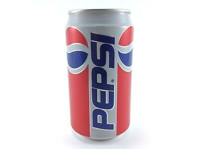 1991 Pepsi Can - New Logo