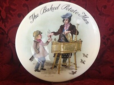Wedgwood - The Baked Potato Man - Follow fcdsellers on eBay