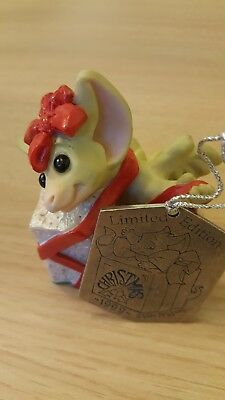 All Wrapped Up Christmas Special RARE 1999  Whimsical world of Pocket Dragon
