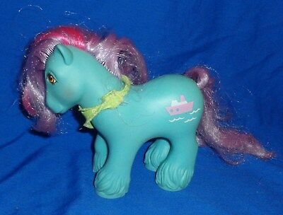 Vintage My Little Pony  Big Brother Salty     Take a LOOK !!!!!!