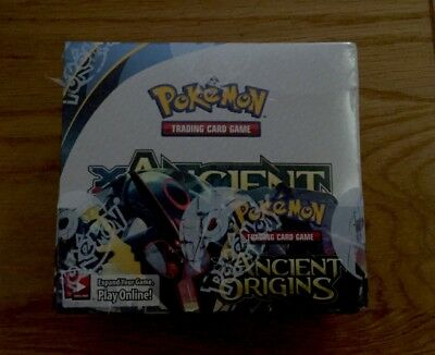 2 Pokemon Sealed Ancient Origins Booster Boxes (72 Packs)