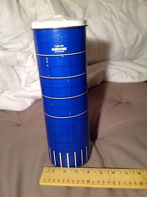 Vintage and Rare 1/64 Harvestore Silo Company Promo Farm Toy from the 1980's