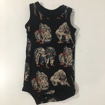 Rock Your Baby Baboon Jump Suit