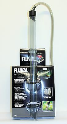 """Fluval Edge Nano Tank Gravel Cleaner 15"""" Tube Cold Tropical Fish  Fast Delivery"""