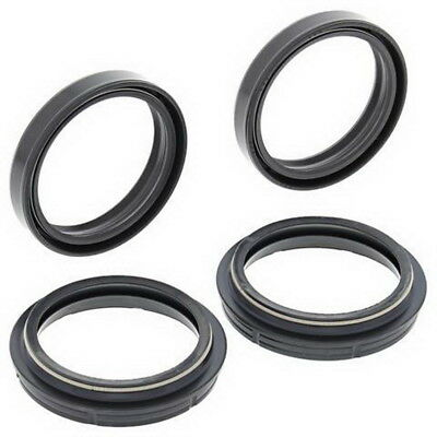 All Balls Gabelsimmeringe mit Staubkappen Masse 48x58x9,5 FORK OIL SEAL KIT