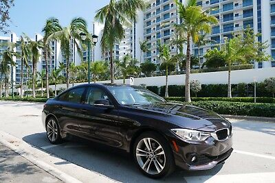 2015 BMW 4-Series  2015 BMW 428 gran coupe xdrive NAVi;PDC,Back up cam;LED lights,only 17kmiles!