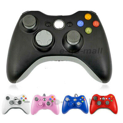 Wired / Wireless Game USB Controller Gamepad Joystick for Microsoft Xbox 360 &PC