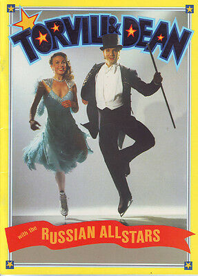 Torvill & Dean  With The Russian All Stars   1990