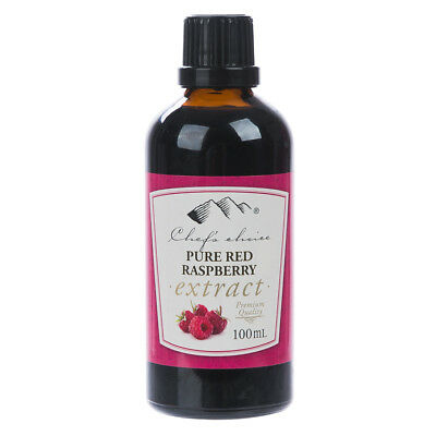 NEW PGF Pure Red Raspberry Extract 100ml
