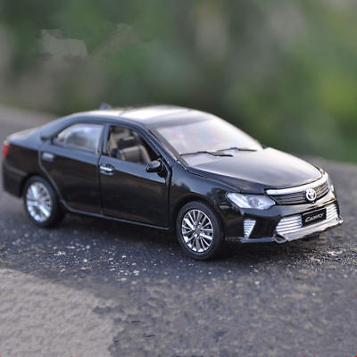 Toyota Camry 1:32 Model Cars Toys Sound&Light Alloy Diecast Collection Black New