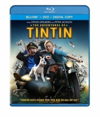 The Adventures of Tintin Digital (UV) Code ONLY FOR  iTunes NOT A DVD or BLU RAY