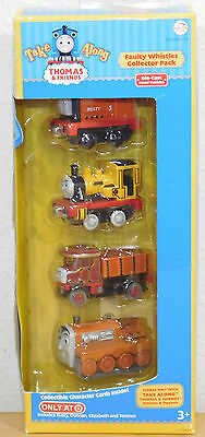 Rusty Duncan Elizabeth Terence Thomas Friends Faulty Whistle Learning Curve NEW
