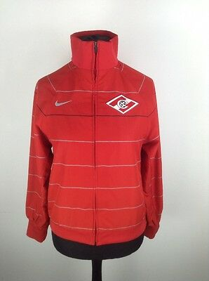Mens nike spartak moscow light jacket size S stock No.A123