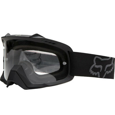 Fox Racing Mx 2015 AIRSPC Youth Kids Motocross Goggle Matte Black Goggles