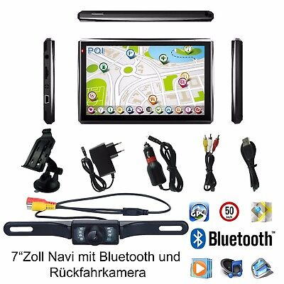 7 zoll auto lkw gps navigationsger t navigation mit. Black Bedroom Furniture Sets. Home Design Ideas