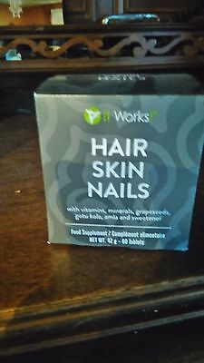 IT WORK cheveux ongles
