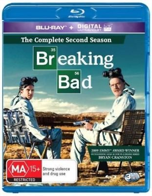 BREAKING BAD S2 SEASON 2 SECOND SERIES Ultraviolet (UV) Code ONLY NOT A BLU RAY