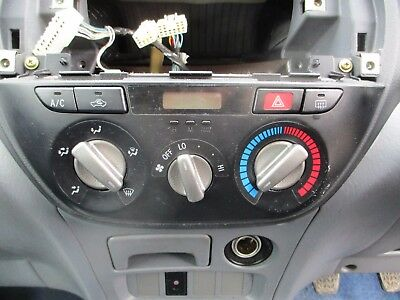 Toyota Rav4 heater blower control panel air con 2000 - 2003 55900 -42140 climate