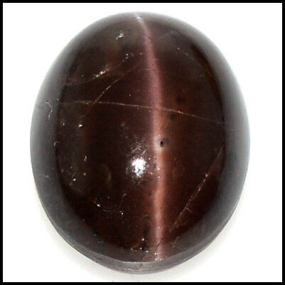 30.27Cts Natural Scapolite Cat's Eye Oval Cabochon Loose Gemstones 109-27