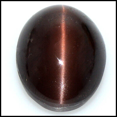 34.09Cts NATURAL SCAPOLITE CAT'S EYE OVAL SHAPE CABOCHON GEMSTONES 109-33