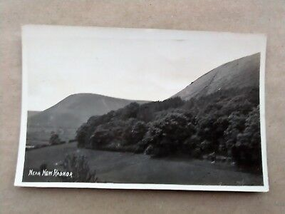 Radnorshire, Wales Nr NEW RADNOR Early 1900s Real Photo Postcard