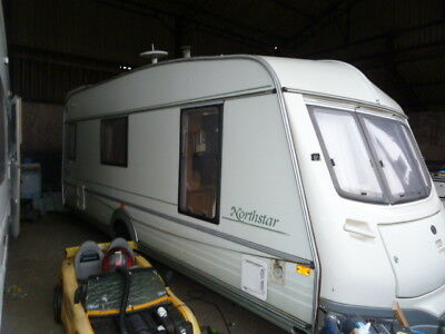 4 Berth ABI  Northstar Towed Top Spec Towed Recently