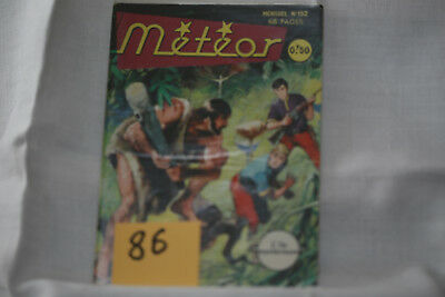 Météor (87) n°153--situation critique-TBE-1967