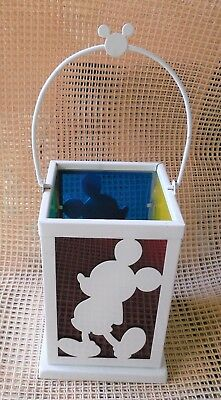 Disney Mickey Mouse Candle Holder Multi-Color