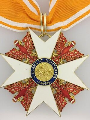 Imperial German/Germany Prussian Award Order of Red Eagle Grand Cross w/o swords