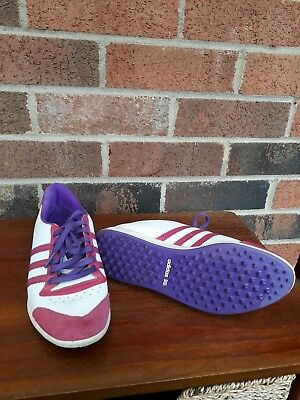 Adidas Ladies Golf Shoes Size 4