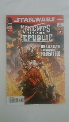 Star Wars Knights of the Old Republic issue 33