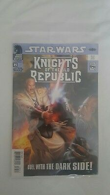Star Wars Knights of the Old Republic issue 35