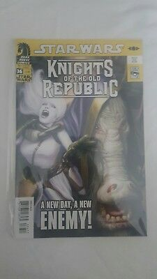Star Wars Knights of the Old Republic issue 36