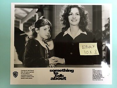 Julia Roberts - Original Press Photo 10x8 Movie Something To Talk About