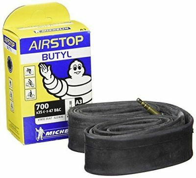 CAMERA D'ARIA AIRSTOP BUTYL MICHELIN A3 VALVOLA REGINA da 40mm