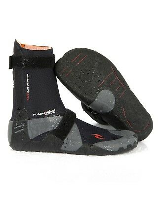 Rip Curl Flashbomb 5mm Mens Wetsuit Boots  in Black