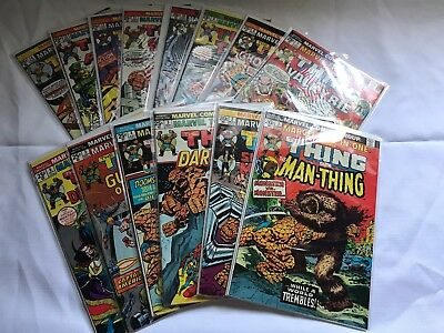 Marvel 2 in 1 Lot #'s 1,2,3,4,5,6,7,8,9,10,11,12,13,14 1-14 All Books 8.5+