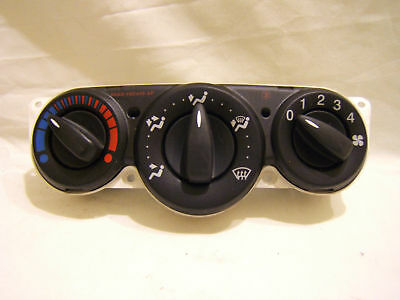 Ford Focus Mk 1 & 2 Heater Control Panel From Dashboard