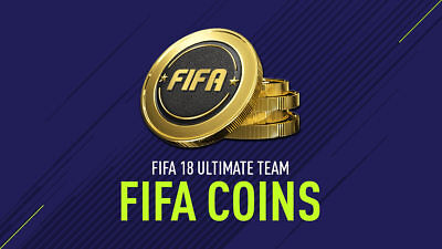 10K (10,000) FIFA 18 Ultimate Team Coins PS4 *TRUSTED SELLER!*