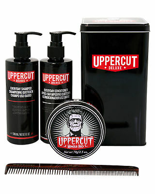 New Uppercut Men's Monster Hold Combo Limited Edition Tin