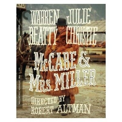 Criterion Collections Brcc2659 Mccabe & Mrs Miller (Blu-Ray/ws 2.40/1971)