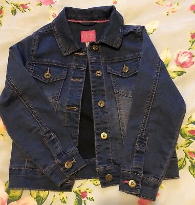 Girls Joules Denim Jacket Age 5 Years
